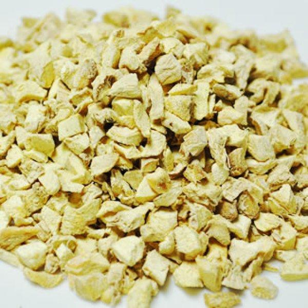画像1: ジンジャー ショウガ 乾燥させた生姜のハーブ (1)