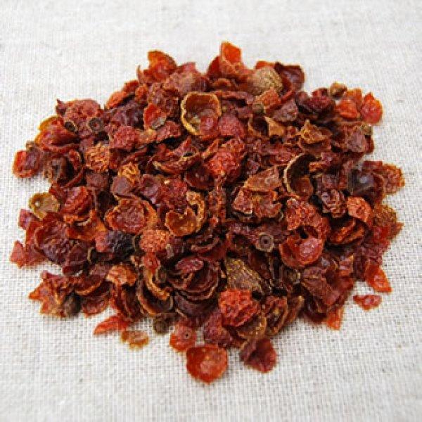 画像1: ローズヒップ ノイバラ ビタミンCが豊富なバラの果実 (1)