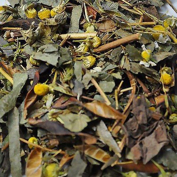 画像1: 若々しくありたくないですかティー ハーブティー ハマ茶や柿の葉茶など日本産のお茶を多くブレンド (1)